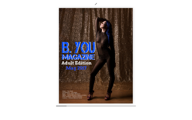 Cover May 2017 B You Magazine